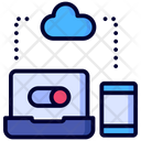 Connect Network Connection Icon