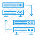 Server Connect Mainframe Icon