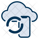 Connect To Cloud Icon