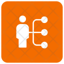 Connect user Icon