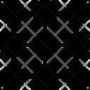 Circle Nine Connect Icon