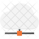 Connected Cloud Icon