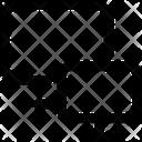 Internet Tranfer Monitor Icon