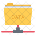 Connected Data Icon