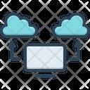 Computing Cloud Computing Cloud Icon