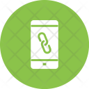 Connected Mobile Device Icon