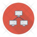 Connected Device Connections Network Icon