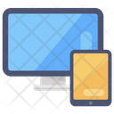 Smart Devices Connected Devices Display Devices Icon