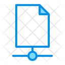 Document File Online Icon