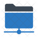 Folder Directory Sharing Icon