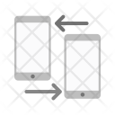 Connected Mobiles Icon