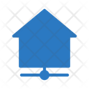House Home Sharing Icon