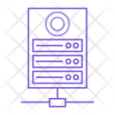 Server Database Mainframe Icon