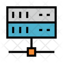 Server Share Database Icon