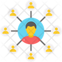 Connected user Icon