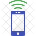 Connecting Phone Mobile Icon