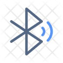 Connecting Bluetooth Connectivity Icon
