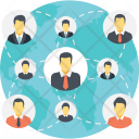 People Group Connections Icon