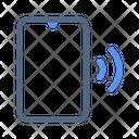 Phone Share Signal Icon
