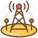 Connection Network Technology Icon