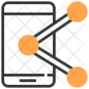 Connection Link Network Icon