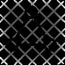 Hub Node Network Icon