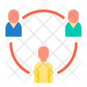 Connection Networking User Connection Icon