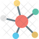 Connection Network Share Icon