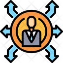 Connection Team Relationship Team Connection Icon