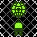 Connection Internet Connection Internet Plug Icon