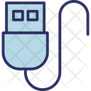 Connection Data Cable Data Wire Icon