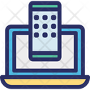 Computer Connection Data Icon