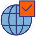 Connection Network Internet Icon