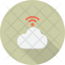Connection Cloud Technology Icon
