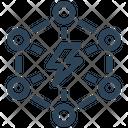 Seo Connection Thunder Icon