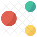 Connection Media Network Icon