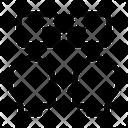 Miscellaneous Broken Link Connect Icon