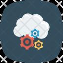 Connection Database Digital Icon