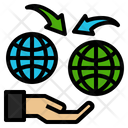 Connection System Network Icon