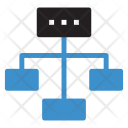 Connection Network Communication Icon