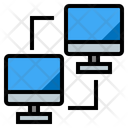 Network Connection Sharing Icon