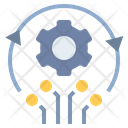 Connection Digital Innovation Icon
