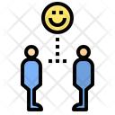 Connection Intimately Smile Icon