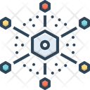 Connection Link Bond Icon