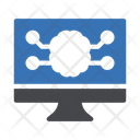 Connection Network Sharing Icon