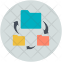 Connection Connectivity Folder Icon