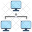 Connection Computers Icon