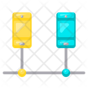 Connection Mobile Icon