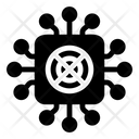 Network Nodes Connections Icon