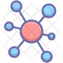 Connectivity Share Connection Icon